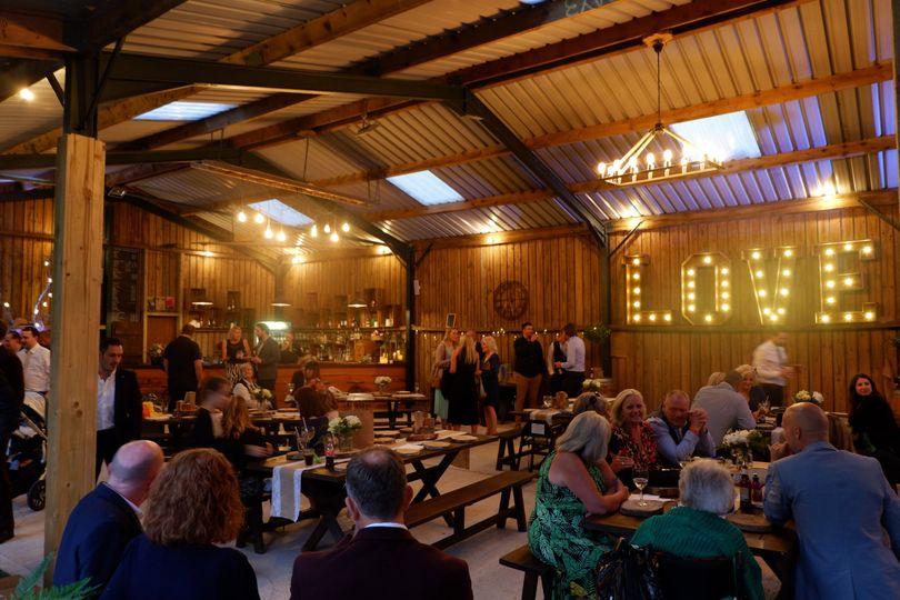 Cheshire Woodland Weddings 63