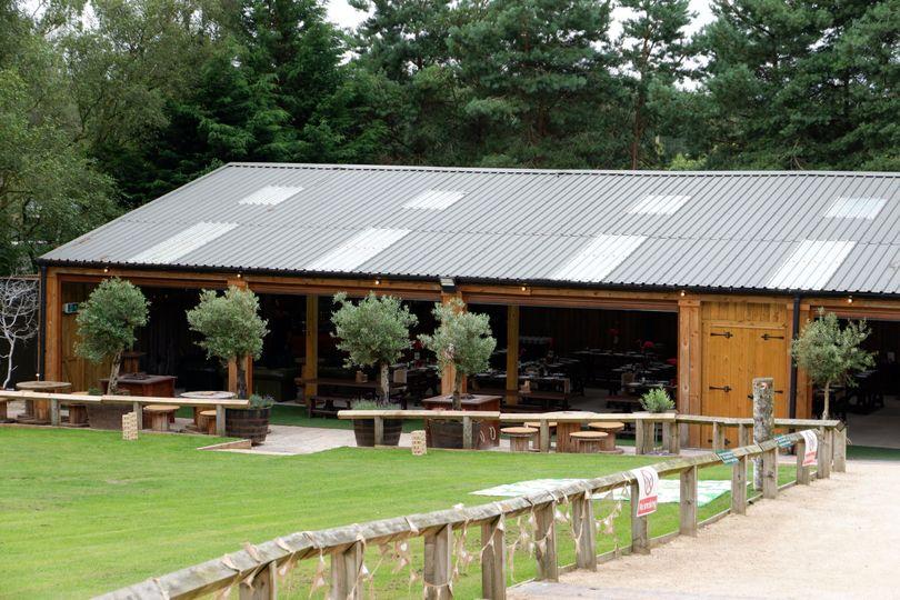 Cheshire Woodland Weddings 74