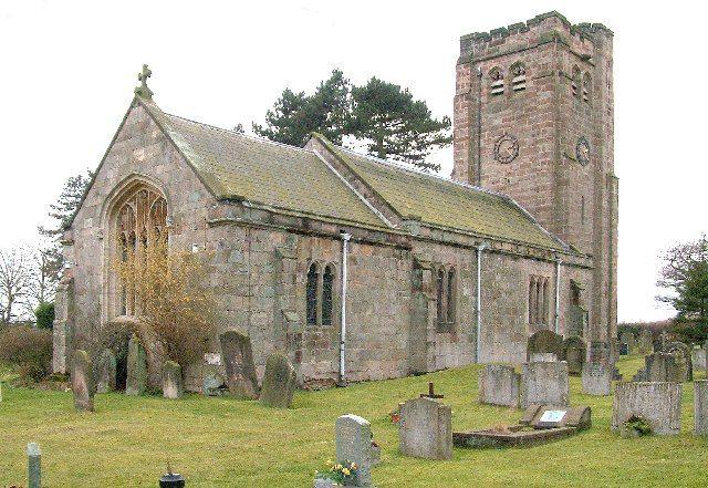 Local church, 200 yards away