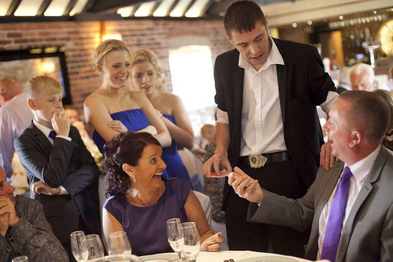 Morley Hayes Wedding