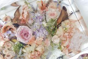 Suspended Petals - Wedding Flower Preservation