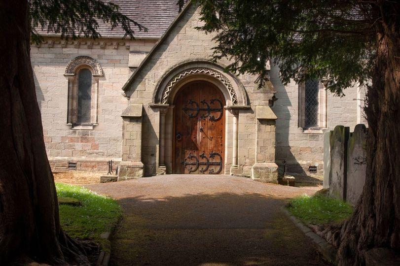 Stafford Church