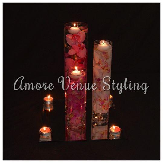 Wedding Centrepiece Vases