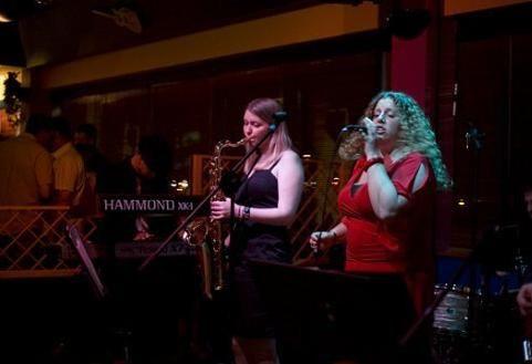 Live at Jazz Cafe Reading