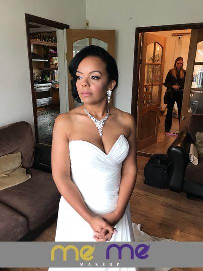 Civil bridal
