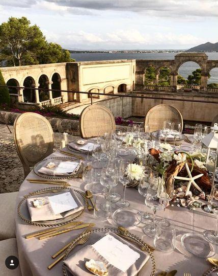 Private event in Mallorca