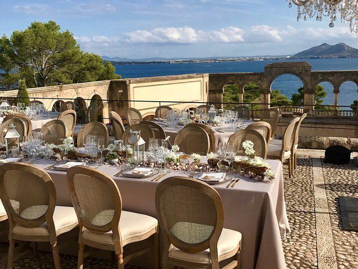 Destination event in Mallorca