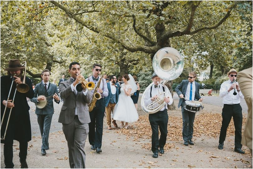 Battersea Park Wedding