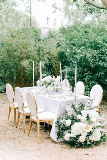 Stylish Tablescapes
