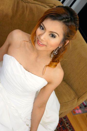 Airbrush Bridal Makeup & Hair