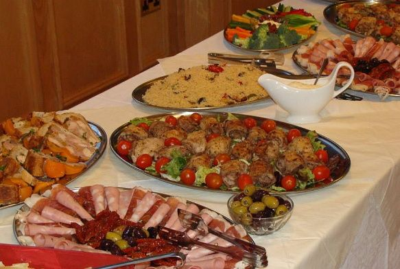 catering for your event v8