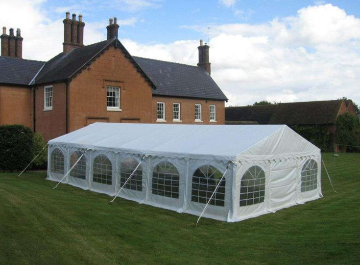 6ft x 12ft wedding marquee