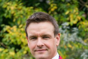 Colin Bruton - Friendly Toastmaster