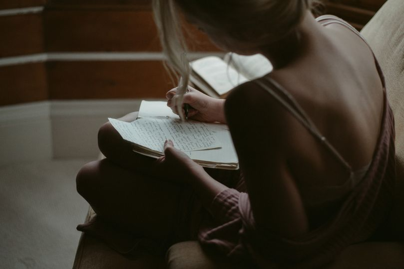 Writing love letters