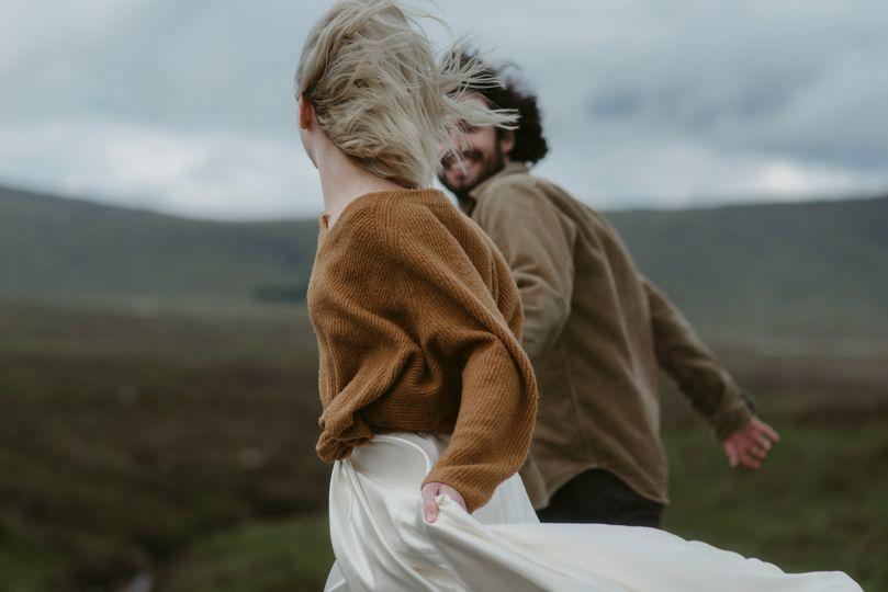 Amelia and Christian Highlands
