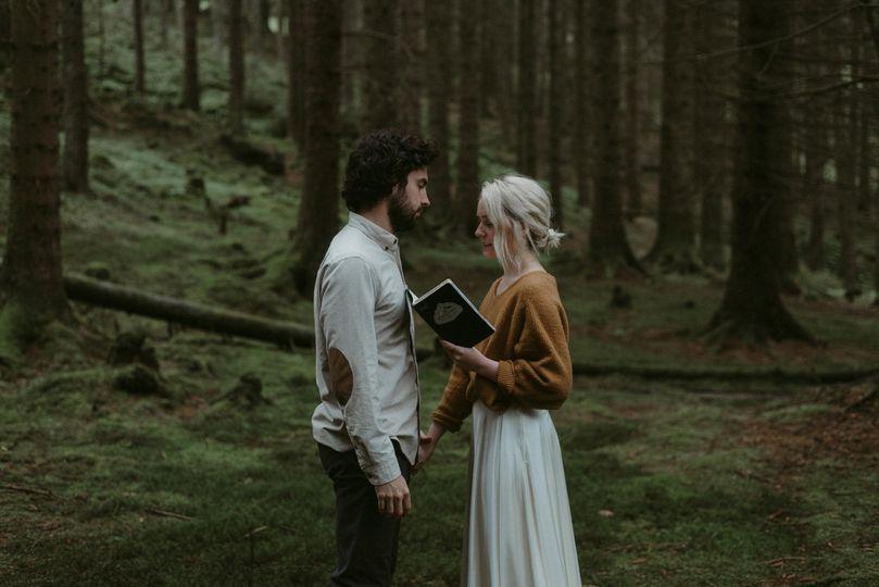 Amelia & Christian Elopement