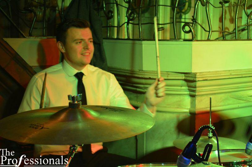 Mark Drummer