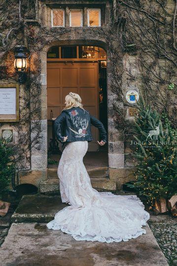 Rock Chick Bride