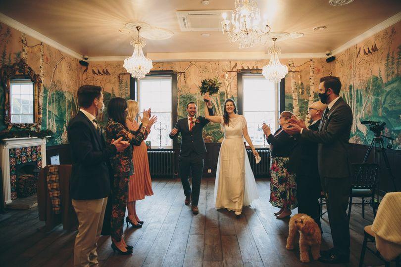 Micro Wedding Ceremony