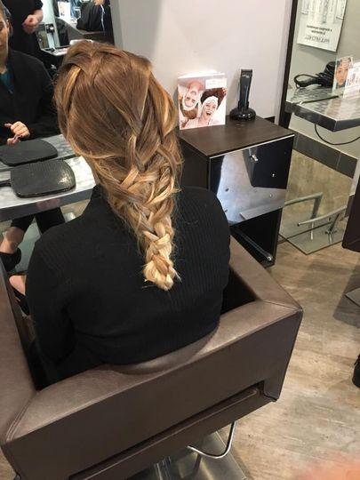 Beauty, Hair & Make Up Worthingtons Hair & Beauty Salon 4