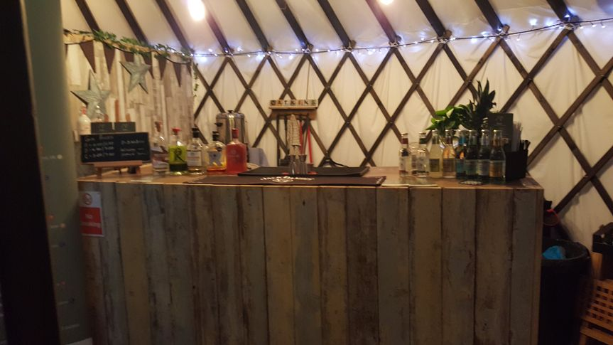 The Salix Yurts 10