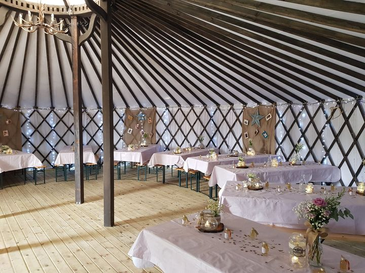 The Salix Yurts 18