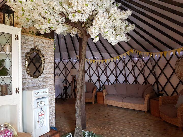 The Salix Yurts 34