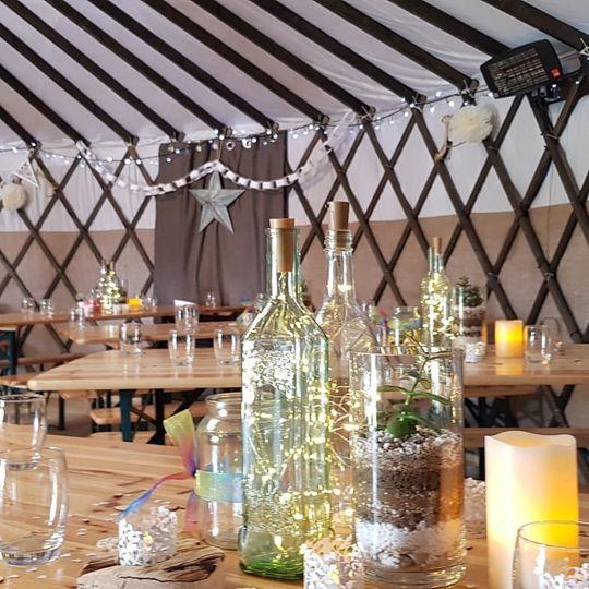 The Salix Yurts 40
