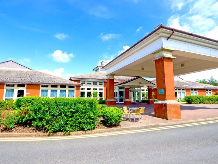 Bromsgrove Hotel and Spa 3