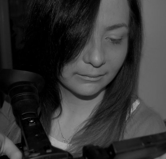 Ilona - Owner/ Camera/ Editor