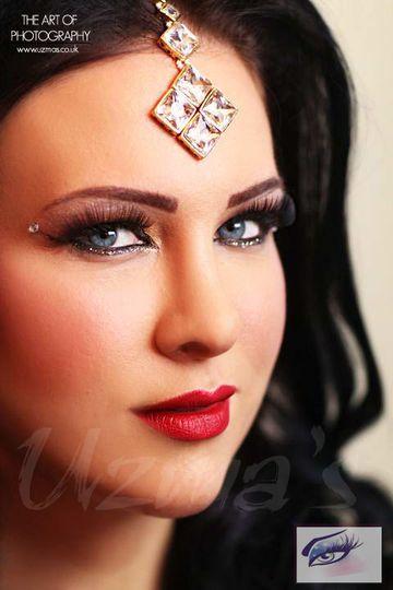 Bridal Makeup & Photo Shoot