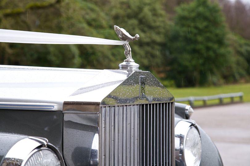 Rolls Royce Wedding Car Wigan
