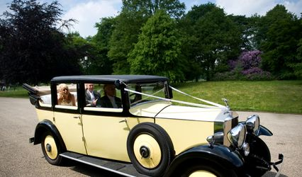 Primrose Wedding Cars 1