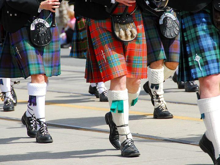 Genuine highland accessories