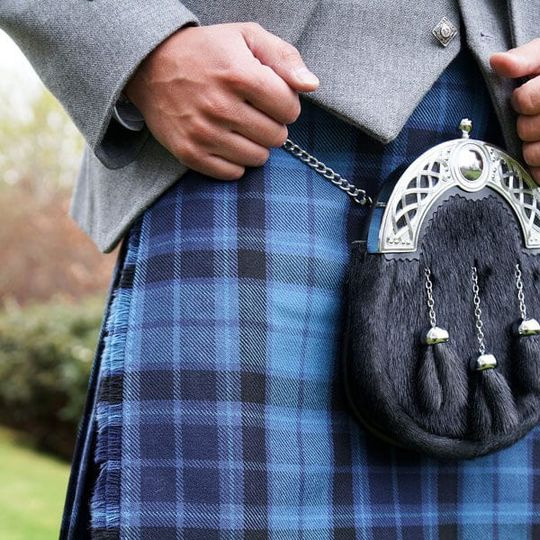Everything made in Scotland