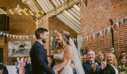 The Granary Wedding Barn
