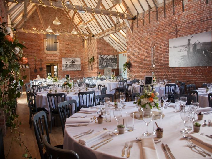 The Granary Wedding Barn 4