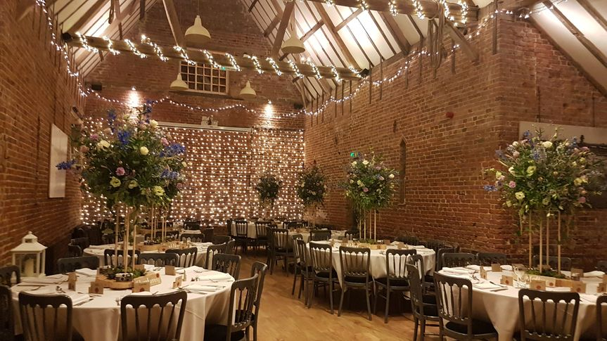 The Granary Wedding Barn 39