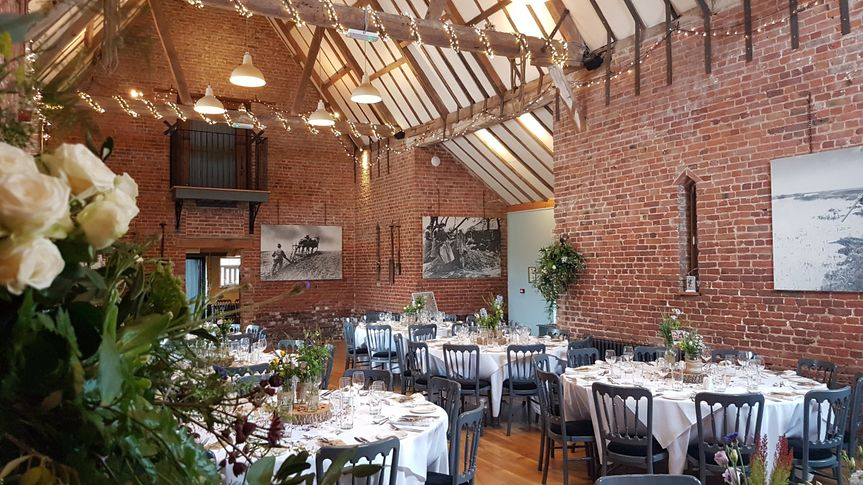 The Granary Wedding Barn 38