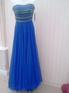 Dress shortened