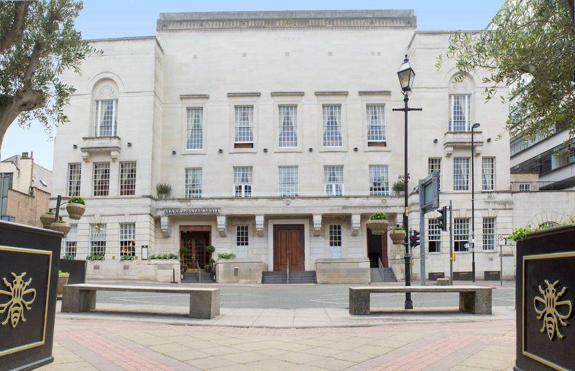 Manchester Hall Exterior