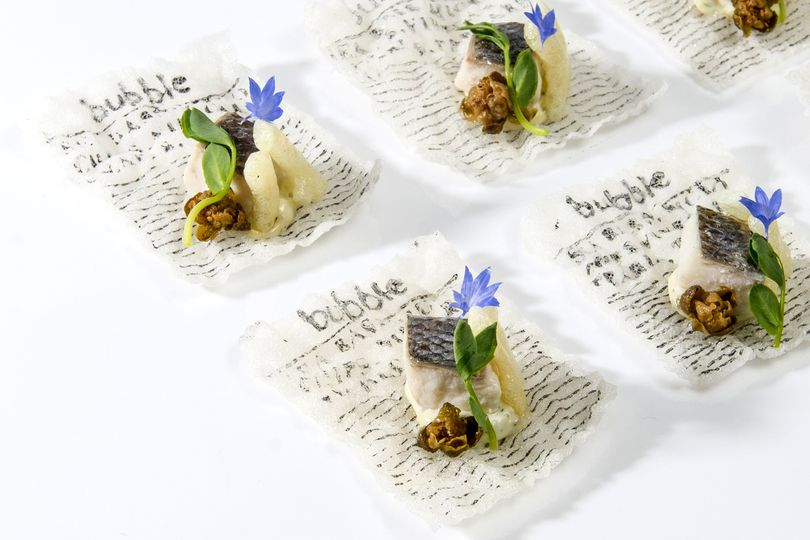 Personalised canapes