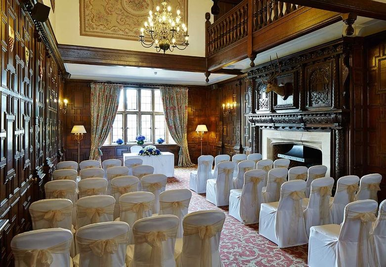 Billesley Manor Hotel 54