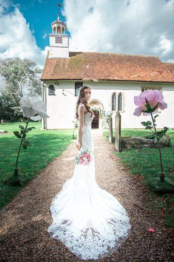 Bride church