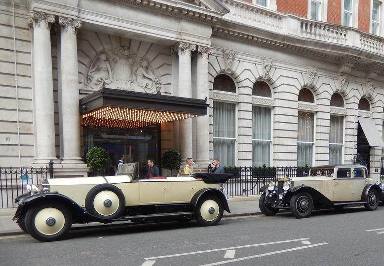 1927 RR Phantom drop-head