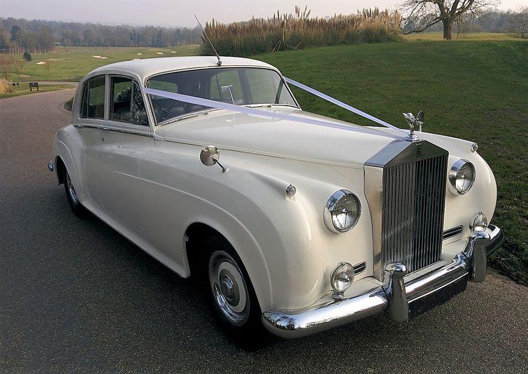 1960 RR Silver Cloud II