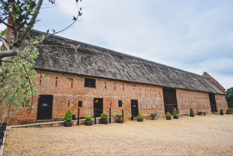Hales Hall & The Great Barn Wedding Venue Norwich, Norfolk ...