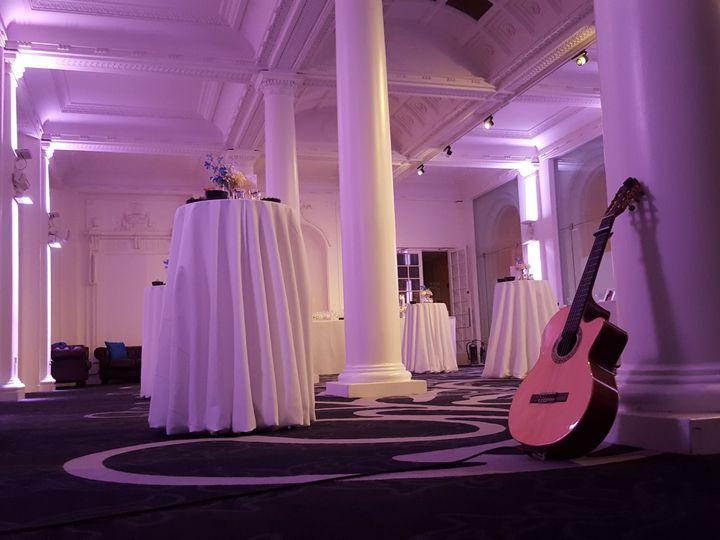 Northumberland Avenue Wedding