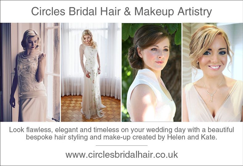 Freelance Bridal hair & Makeup