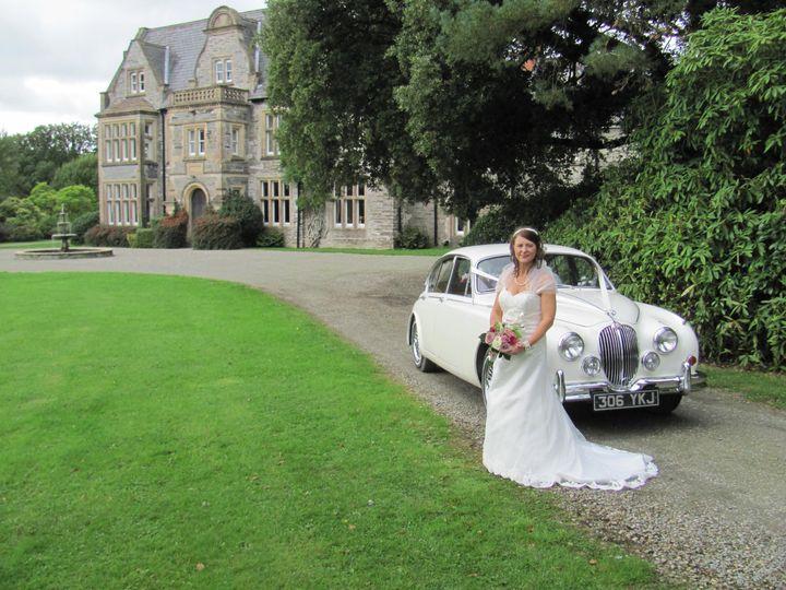Chrissy wedding cars